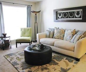 Living Room, Diamond Lakes Apartment Homes