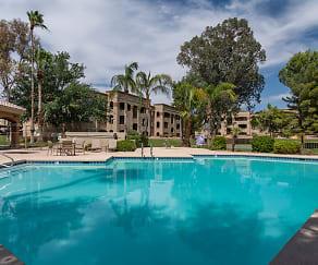 Pool, Catalina Canyon