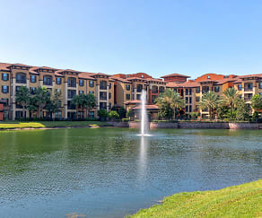 Building, The Courtney at Bay Pines