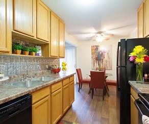 Kitchen, Royal Oaks