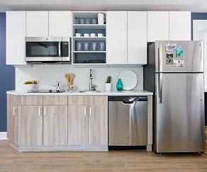 Kitchen, Freiden Apartments