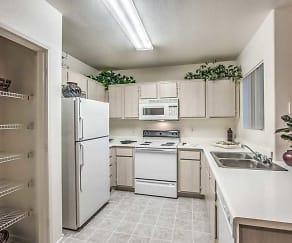 Kitchen, Avion at Sunrise Mountain