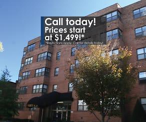 Community Signage, 215 C Street Apartments
