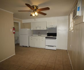 Kitchen, Winkle Court Apartments