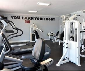 Fitness Weight Room, Cherry Grove Village
