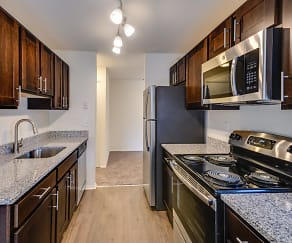 Kitchen, Westwinds Apartments