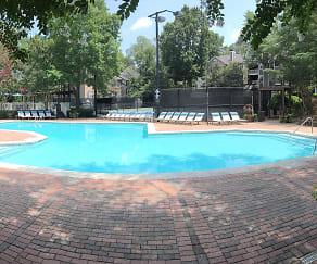 Pool, Gables Mill