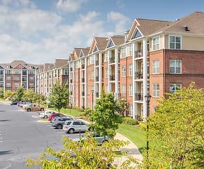 The Apartments at Cobblestone Square, James Monroe High School, Fredericksburg, VA