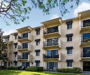 Building, Nautica Apartments