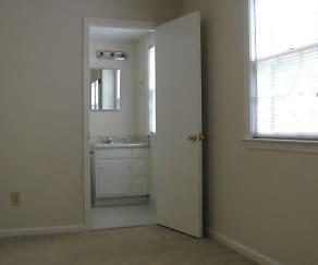 Bathroom, Oak Hill Apartment Homes