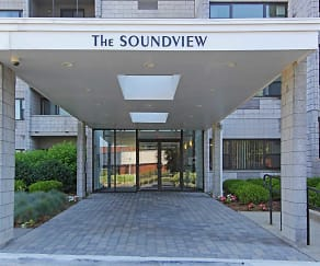 Building, The Soundview at Savin Rock