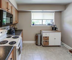 Kitchen, Hollandale Apartments