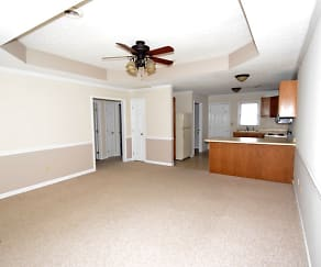 Dining Room, Timothy Trace Apartments