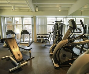 Fitness Weight Room, Chesapeake Commons