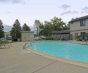 Pool, Hidden Brook Apartment Homes