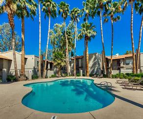 Pool, Mountain View Casitas