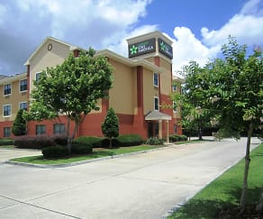 Building, Furnished Studio - New Orleans - Airport