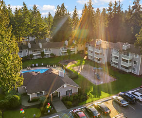 Village Fair Apartments, Sheridan Park, Bremerton, WA