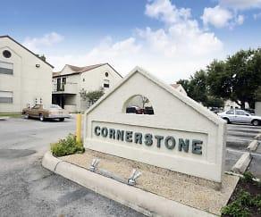 Community Signage, Cornerstone