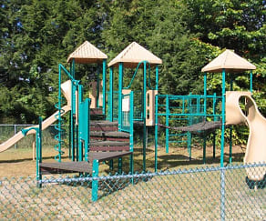 Playground, Franklin Village Apartments