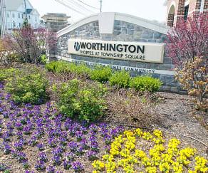 Community Signage, The Lofts At Worthington