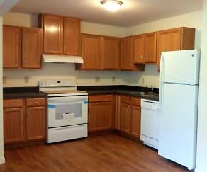 Kitchen, Homesteads on Ampersand