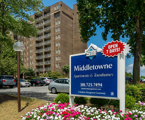 Middletowne & The Dona, South Laurel, MD