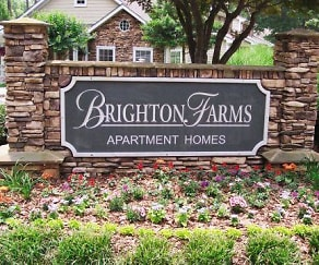 Community Signage, Brighton Farms Apartments