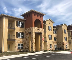 Beautifully colorful exteriors..., Fairway Landings at Plum Creek Apartment Homes