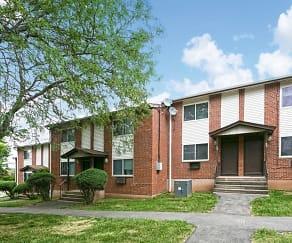 Building, Willowcrest Apartment
