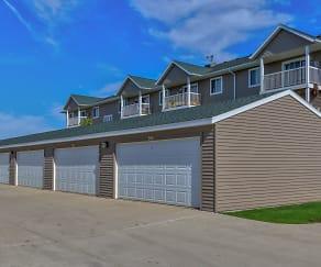 Building, Prairie Sky Apartments