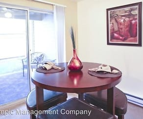 Dining Room, Westridge Apartments