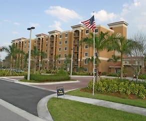Building, Golfview Gardens - Senior Community