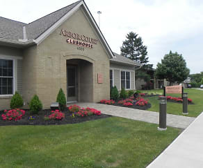 Building, Arbor Court