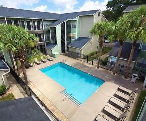 Pool, Brookwood Club Apartments