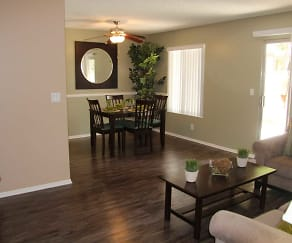 Dining Room, Sierra Vista Apartment Homes