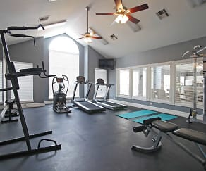 Fitness Weight Room, The Lexington