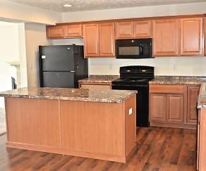 Kitchen, 211 Grace Manor Dr