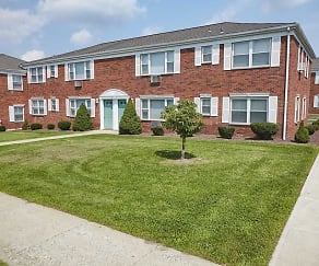 Building, Ridgefield Apartments