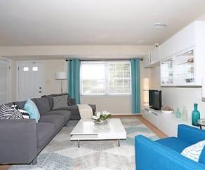 Living Room, Chadwick Manor
