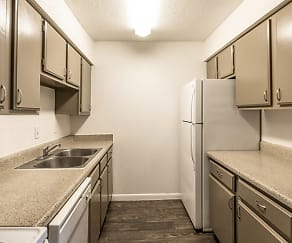 Kitchen, The Phoenix Apartments