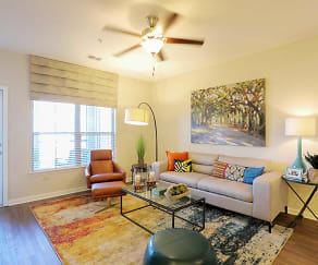 Living Room, Arbours at Crown Point