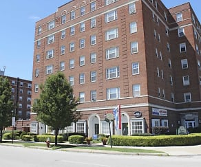 Building, Shaker House/Shaker Park East/Cormere Apartments