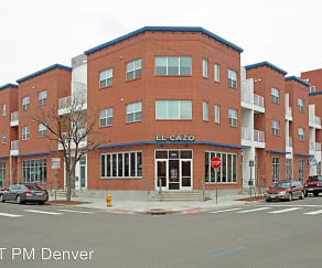 Building, 2905 W. 25th Ave