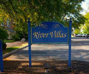 Community Signage, River Villas