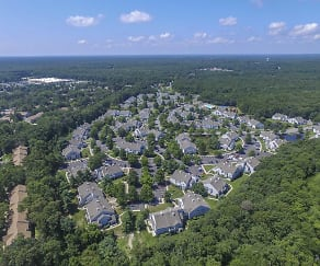 Aerial View of Community, Hamilton Greene