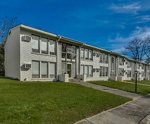 Building, V Apartments