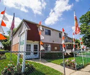 Cramer Hill Apartments & Townhomes, Morgan Village, Camden, NJ