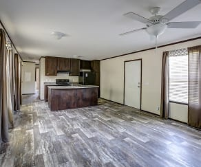 Living Room, Miami View Estates