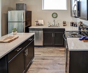 Kitchen, One41 Wellington